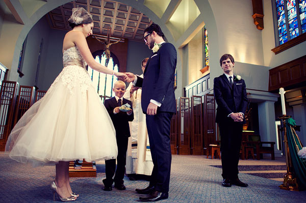 Vintage Wedding Dresses 50s 60s: Niche White Bridal Loft