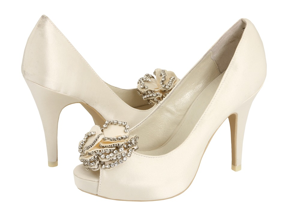 Pick up White Wedding Shoes for the big day. Visit Macy's for White Wedding Shoes In Flats, White Wedding Shoes In Sandals, and White Wedding Shoes In Pumps.