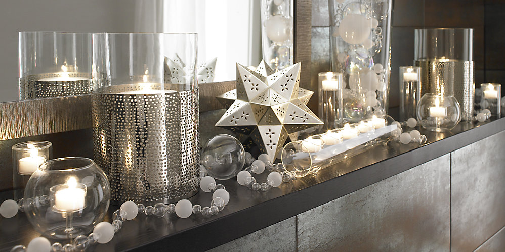 ... be great for making up a table centerpiece or as odds-and-ends decor