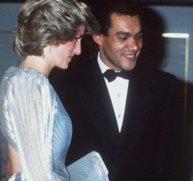 princess diana wedding dress designer. with Princess Diana?