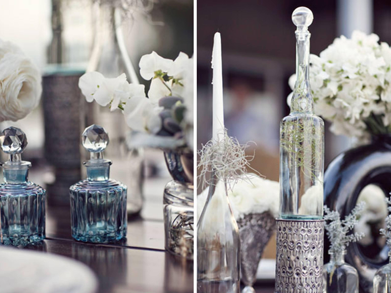 Vintage Wedding Niche White Bridal Loft